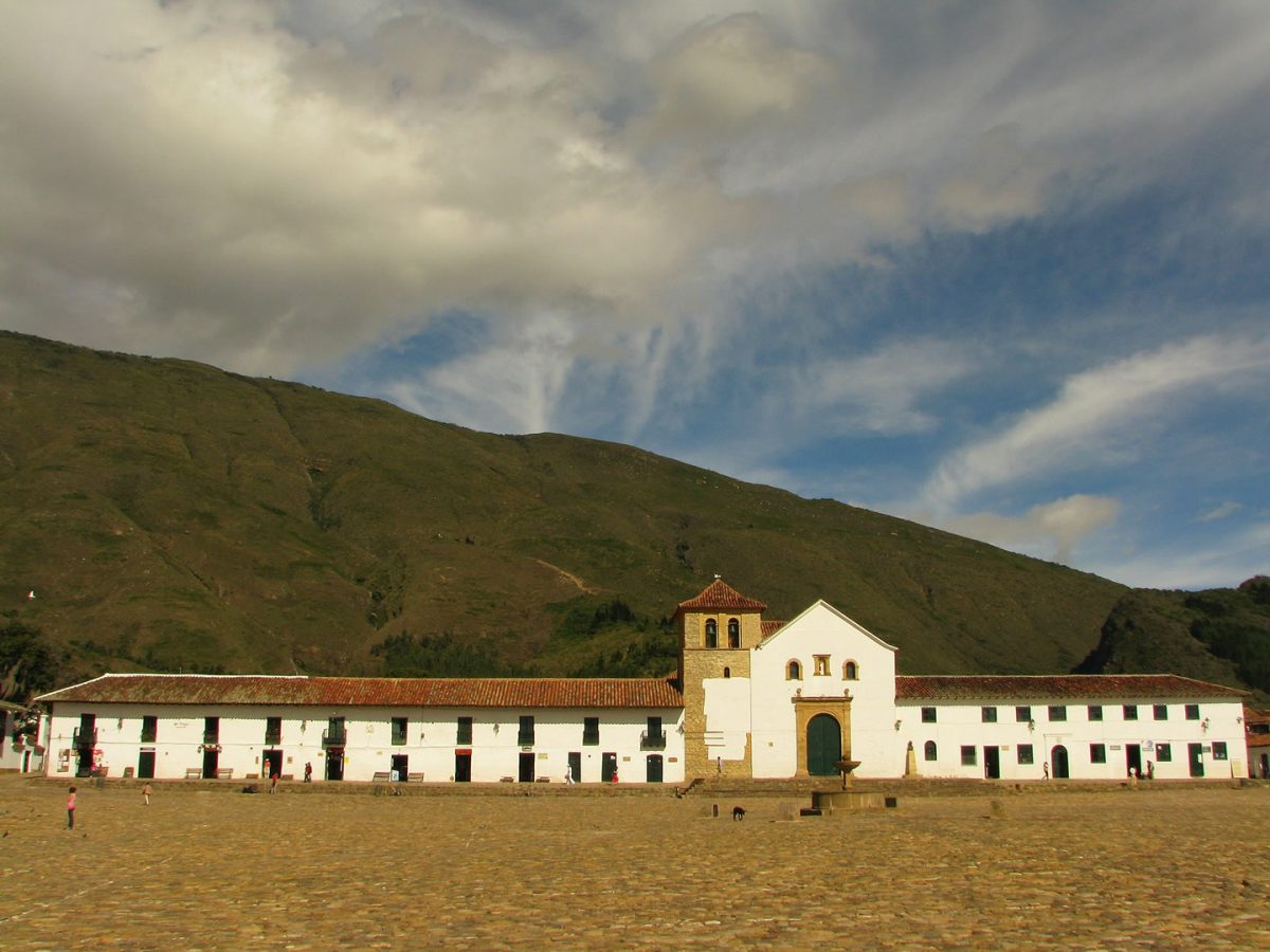 1. Historical Center of Villa de Leyva
